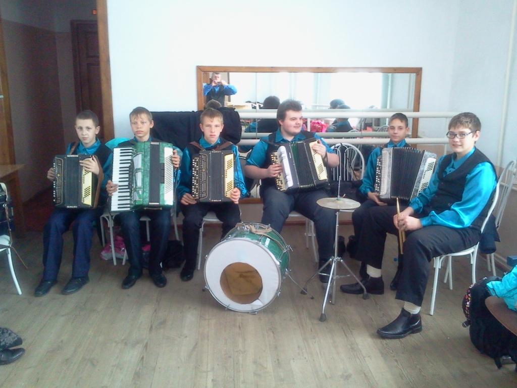 Детский оркестр. Подбор репертуара.