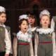 Распевка в школьном хоре