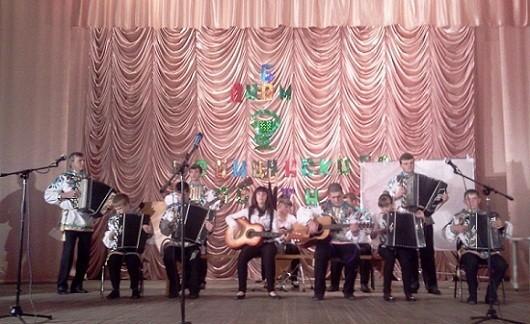 оркестр под управлением Ю.Усова