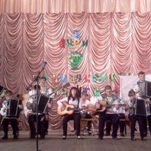 Детские оркестры и ансамбли народных инструментов