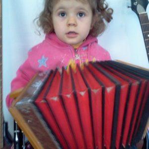 Музыкальные занятия с шестилетками