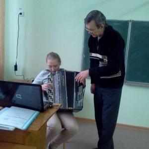 Школьный музыкант