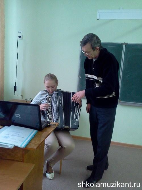 О музыке и музыкальной школе