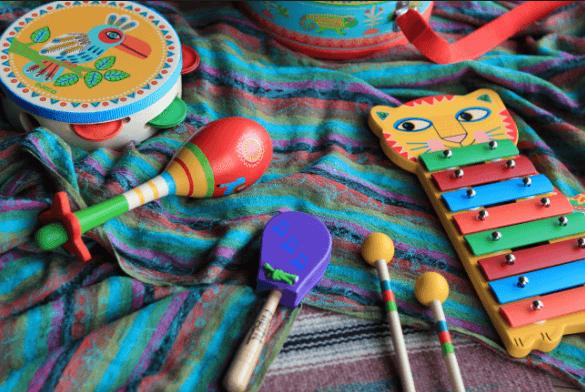 О функциях и роли звуковых устройств в музыкальном воспитании