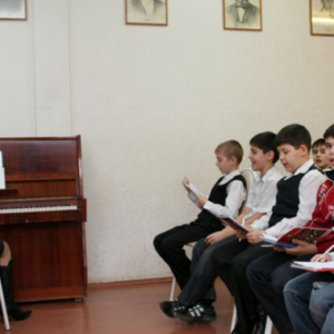Урок музыки в 4 классе. «Музыка без границ»