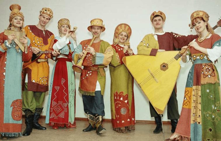 Народная инструментальная культура