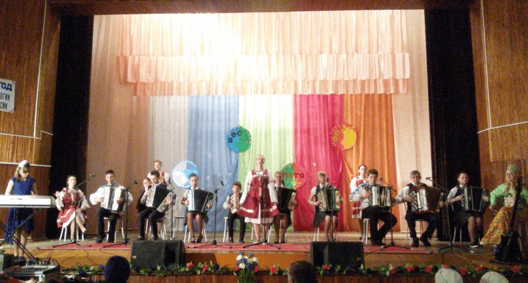 Детские инструментальные коллективы