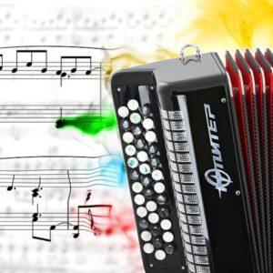 Ноты разные для баяна, аккордеона, балалайки, домры, фортепиано, ОРНИ, ансамблей