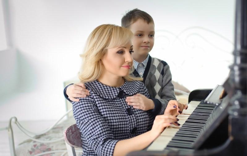 Время для занятий музыкой