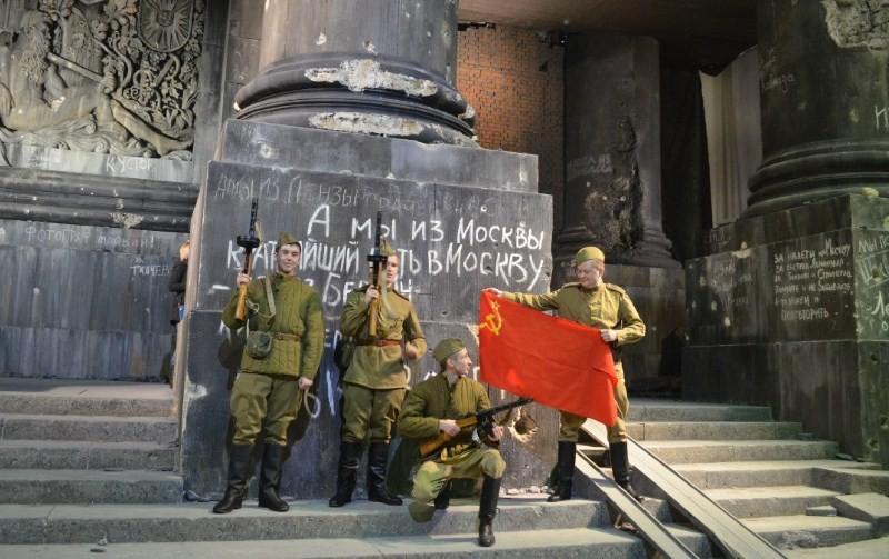 Сегодня 9 Мая! День Победы.
