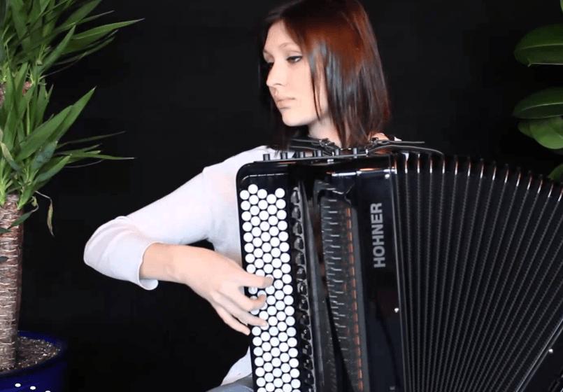 Развитие умения проигрывания нот с листа на баяне и аккордеоне