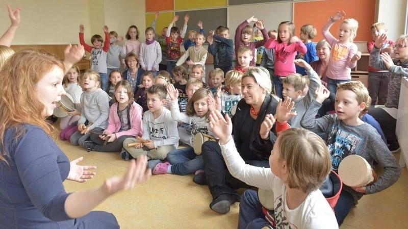 Вокальная работа с дошкольниками