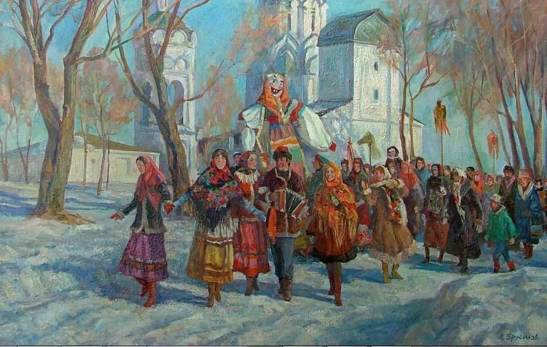 Песенные  мастера Руси