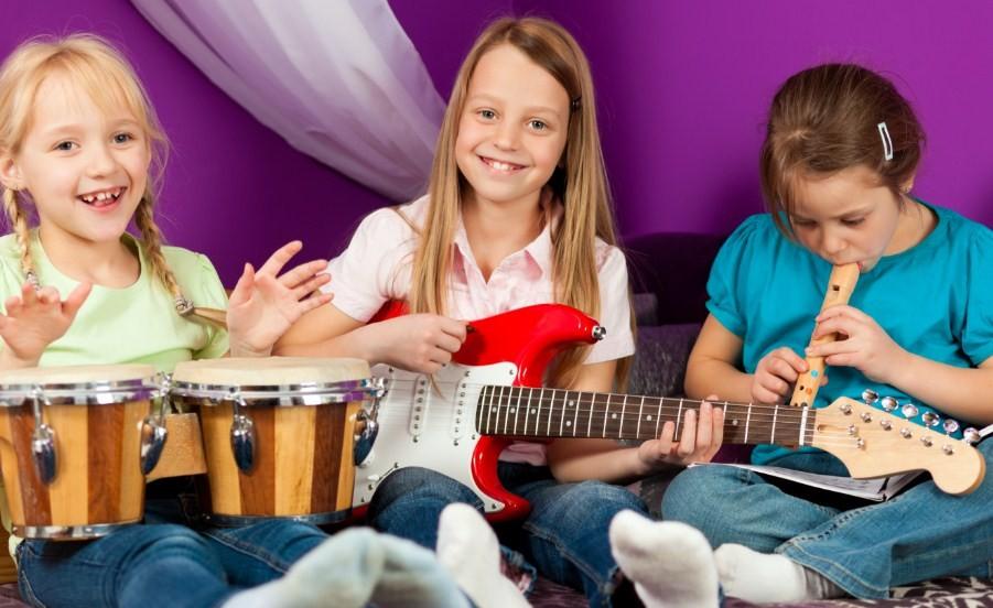 Создание музыкальной домашней среды
