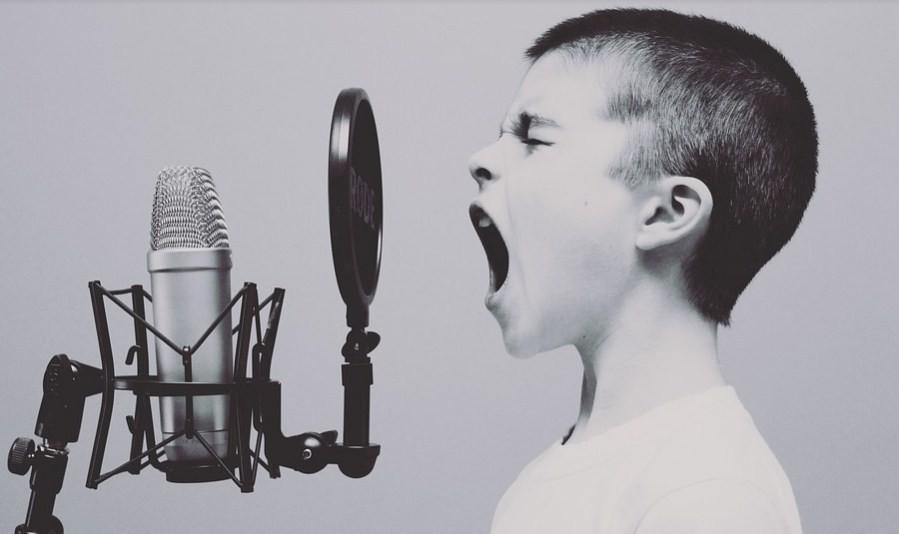 Голос ребенка - деликатный инструмент