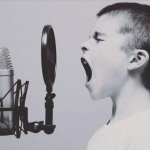Голос ребенка— деликатный инструмент