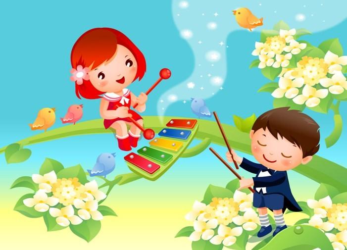 Музыкальная деятельность и музыка дошкольника