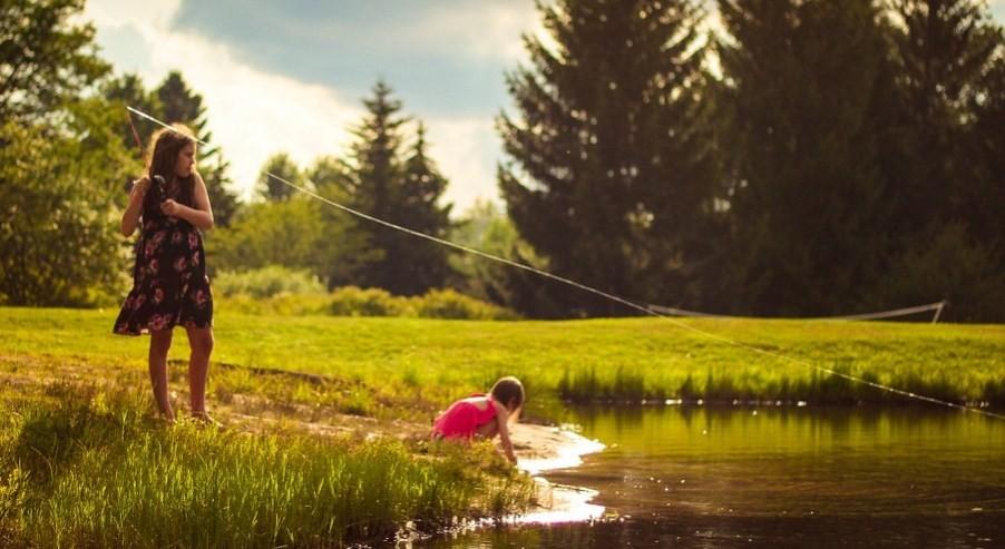 Свободное время детей младшего школьного возраста