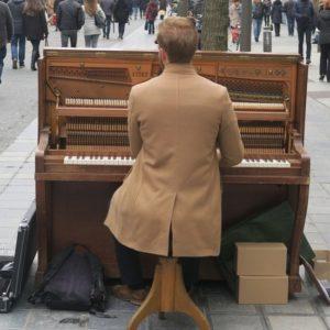 Фортепиано. Любимый инструмент