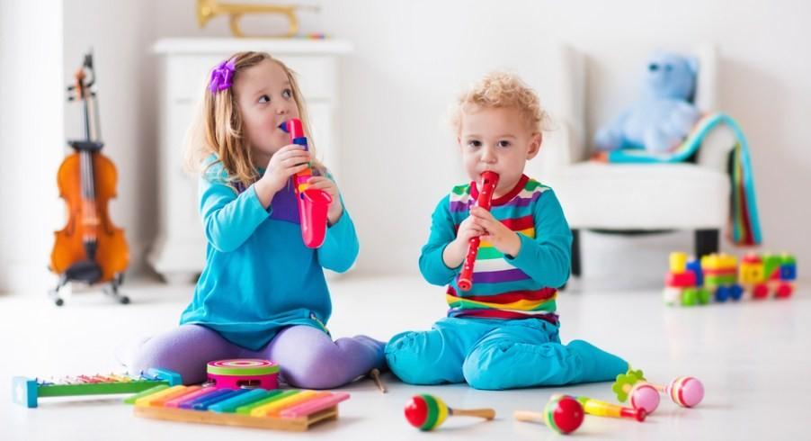 Виды музыкальной деятельности в детском саду