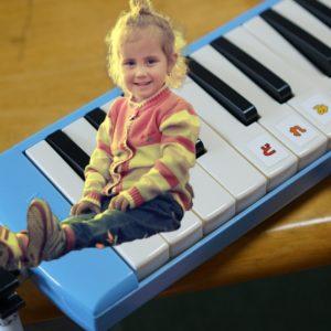 Детская музыкальность. Начало