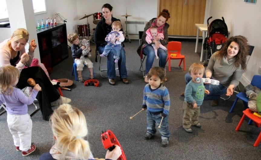 О пении с детьми дошкольного возраста